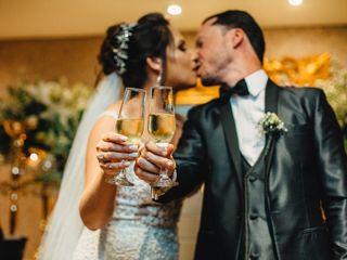 O casamento de Rafaela e Rodrigo