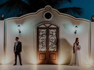 O casamento de Barbara e Mandel