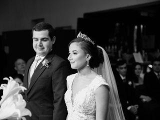 O casamento de Yane e Leonardo