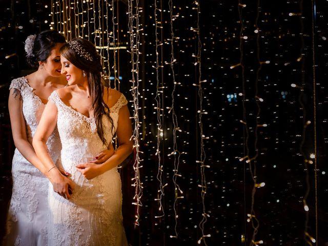 O casamento de Bárbara e Thays