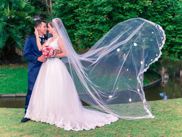 O casamento de Deise e Giovane