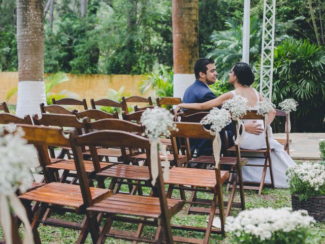 O casamento de Renata e André