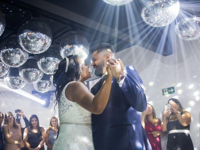 O casamento de Fábio e Carine em Belo Horizonte, Minas Gerais 26