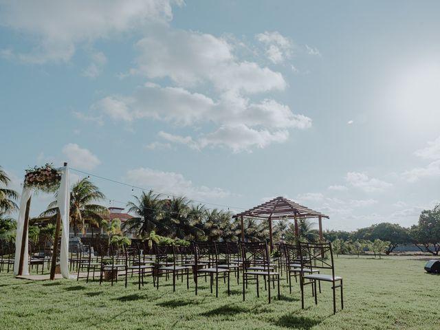 O casamento de Mandel e Barbara em Natal, Rio Grande do Norte 13