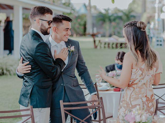 O casamento de Mandel e Barbara em Natal, Rio Grande do Norte 14