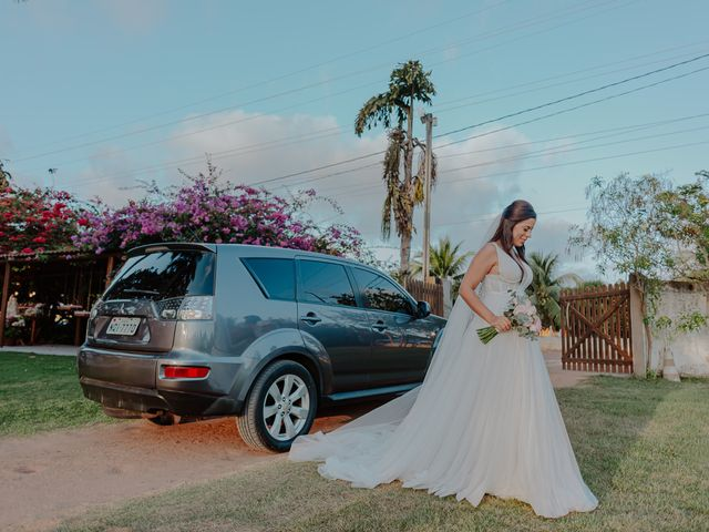 O casamento de Mandel e Barbara em Natal, Rio Grande do Norte 22