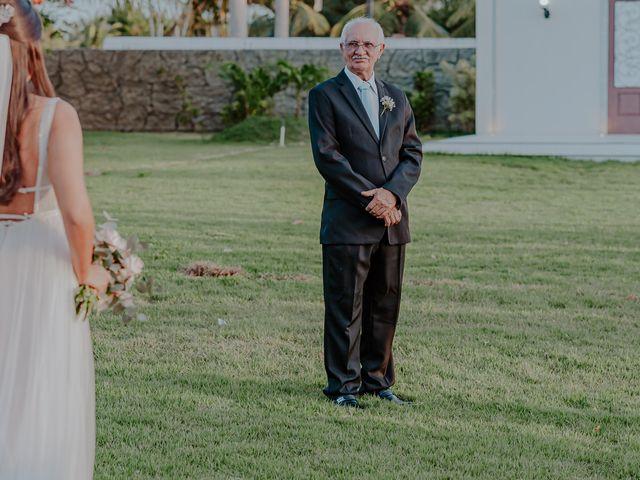 O casamento de Mandel e Barbara em Natal, Rio Grande do Norte 23