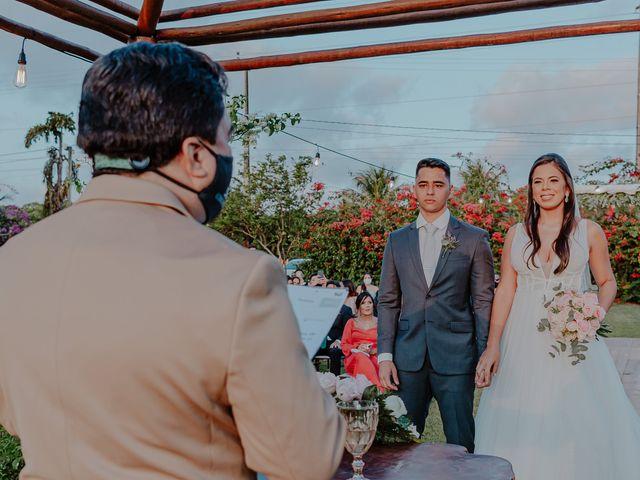 O casamento de Mandel e Barbara em Natal, Rio Grande do Norte 24