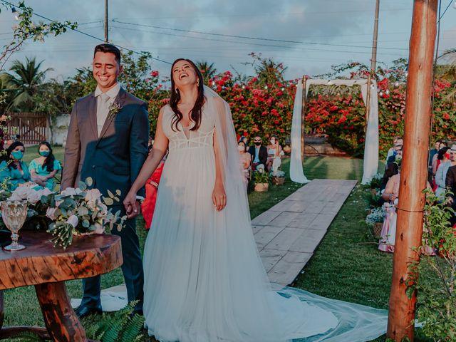 O casamento de Mandel e Barbara em Natal, Rio Grande do Norte 27