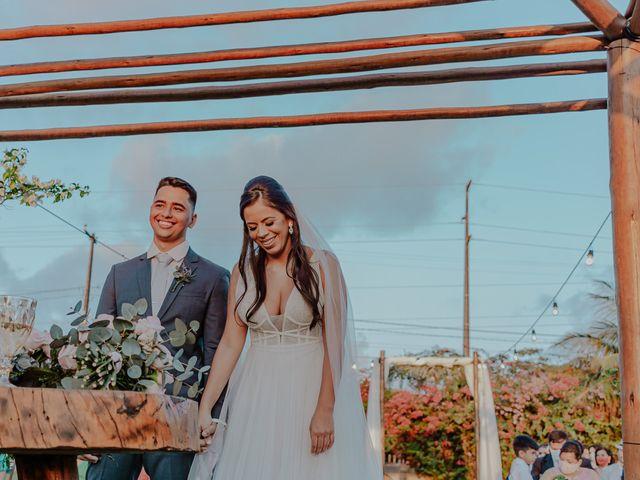 O casamento de Mandel e Barbara em Natal, Rio Grande do Norte 28