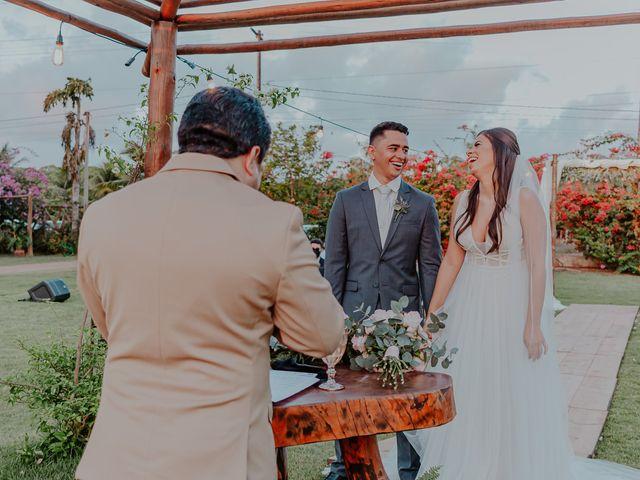 O casamento de Mandel e Barbara em Natal, Rio Grande do Norte 29