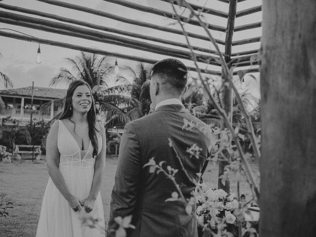 O casamento de Mandel e Barbara em Natal, Rio Grande do Norte 31