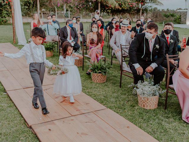 O casamento de Mandel e Barbara em Natal, Rio Grande do Norte 32