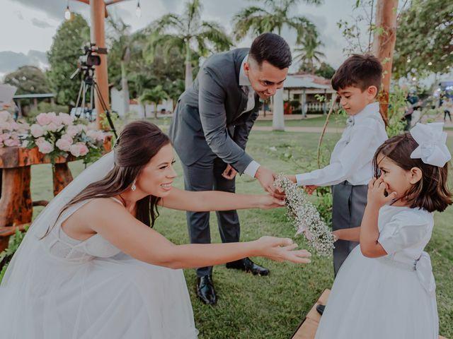 O casamento de Mandel e Barbara em Natal, Rio Grande do Norte 33