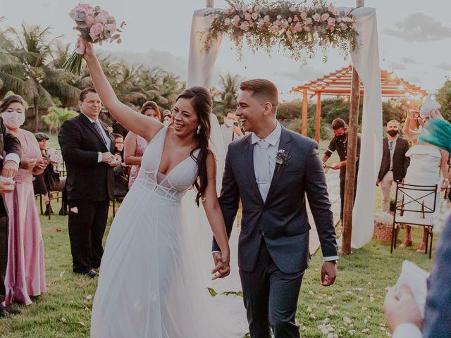 O casamento de Mandel e Barbara em Natal, Rio Grande do Norte 36