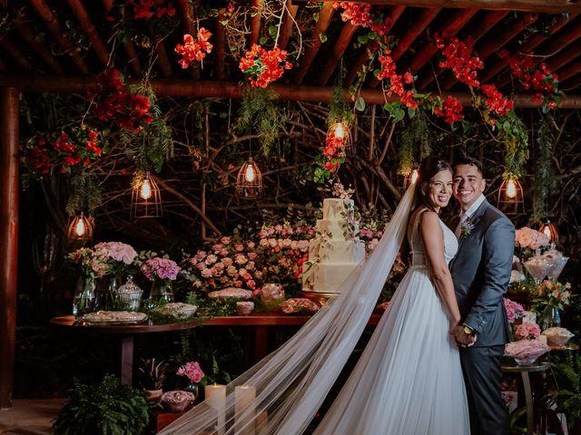 O casamento de Mandel e Barbara em Natal, Rio Grande do Norte 1