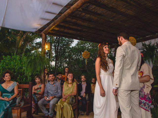 O casamento de Alice e Ruzman