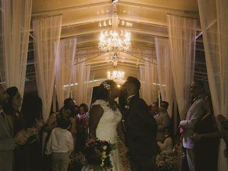 O casamento de Erica e Robson 2