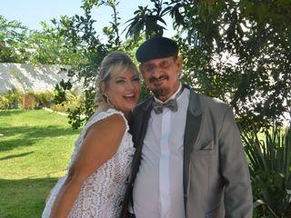O casamento de Dilli e Romeu