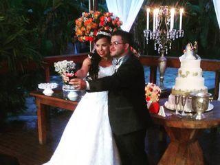 O casamento de Andressa e William