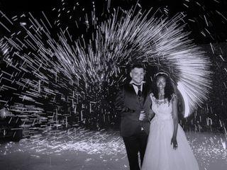 O casamento de Larissa e Andre