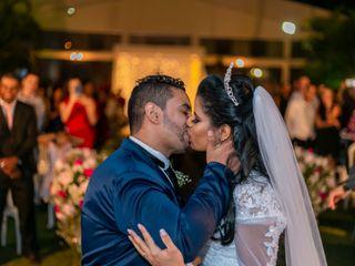 O casamento de Fabiana e Juliano