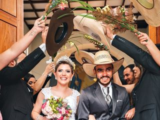 O casamento de Patrícia e Rafael 2
