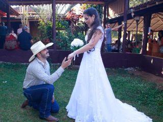 O casamento de Vanessa  e Lucas Vitor