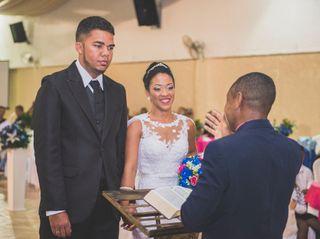 O casamento de Thaina e Wanderson 3
