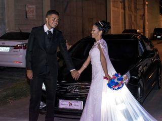 O casamento de Thaina e Wanderson