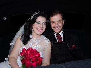 O casamento de Karina e Márcio