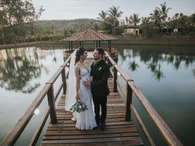 O casamento de Rayssa e Diego