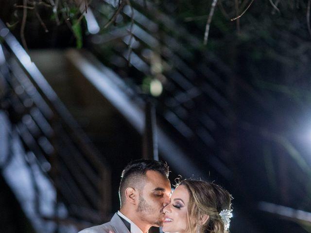 O casamento de Debora e Cristiano