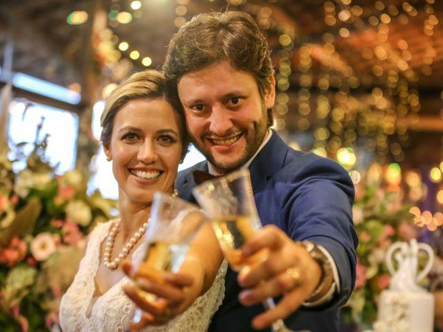 O casamento de Elyde e Fabio