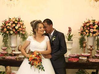 O casamento de Rannah e Thiago