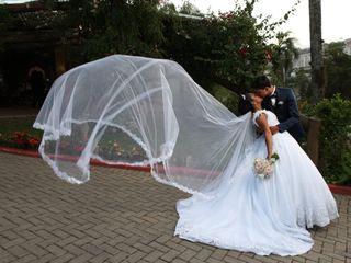 O casamento de Eliane e Igor