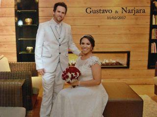 O casamento de Narjara e Gustavo