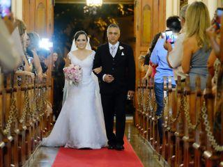 O casamento de Stella e Sandro 3