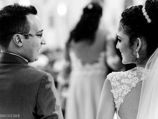 O casamento de Jacqueline e Alex