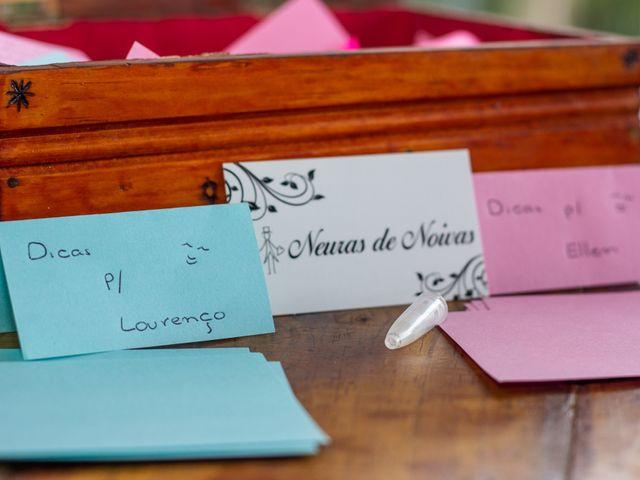 O casamento de Lourenço e Ellen em Florianópolis, Santa Catarina 36