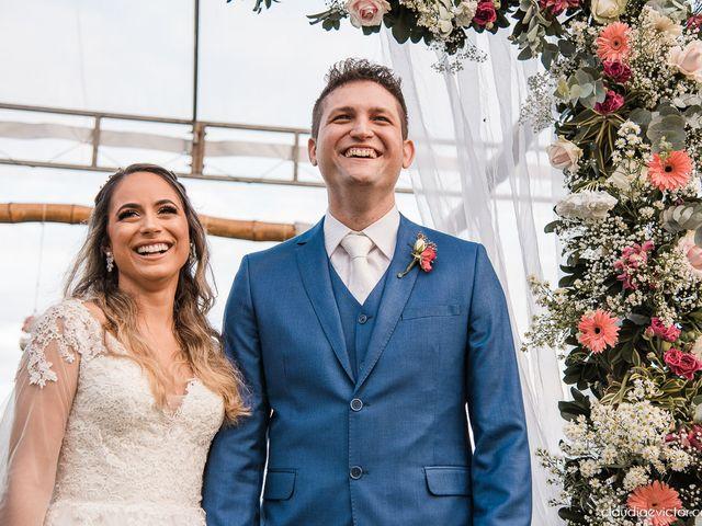 O casamento de Rebecca e Erick