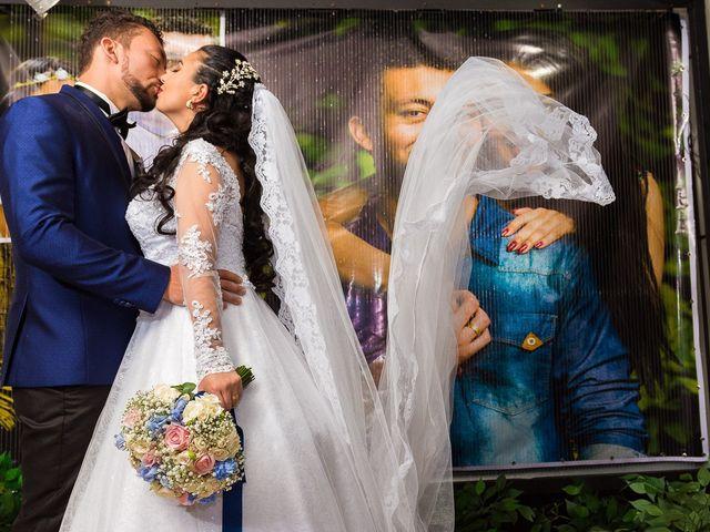 O casamento de Ester e Vanderson