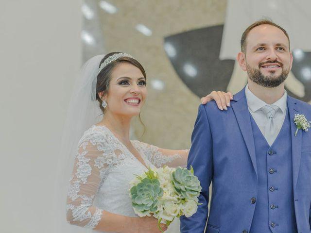 O casamento de Thaiana e Magno