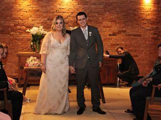 O casamento de Ernane e Elisa de Castro 1