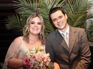 O casamento de Ernane e Elisa de Castro