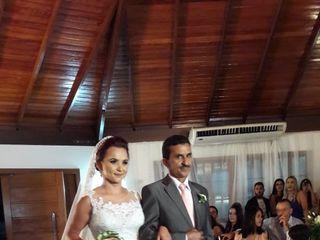 O casamento de Sayonara  e Marcos 1