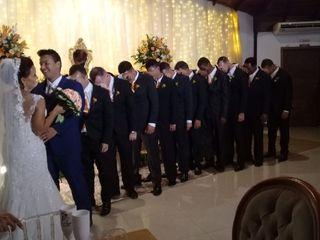 O casamento de Sayonara  e Marcos 2