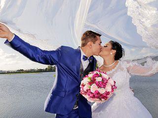 O casamento de Letícia e Jonhatan