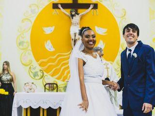 O casamento de Verônica e Christian