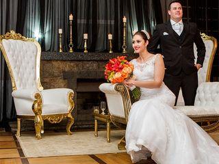 O casamento de Mayra e Keller